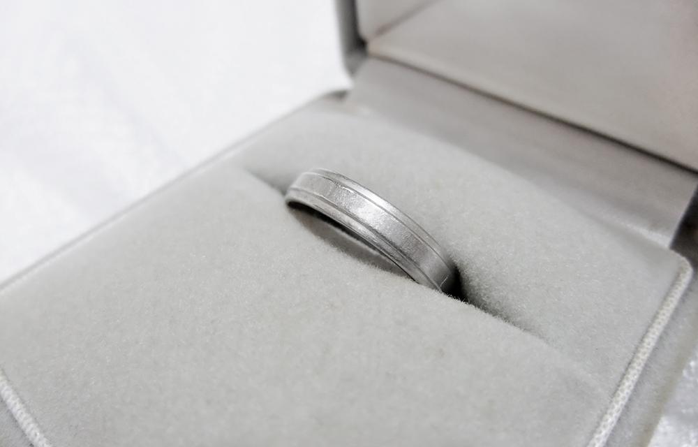 プラチナの結婚指輪はいくらで売れる?